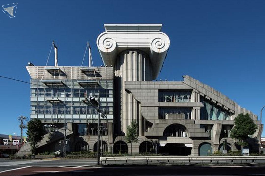 อาคาร 'M2 Building' จากเมืองโตเกียว ประเทศญี่ปุ่น