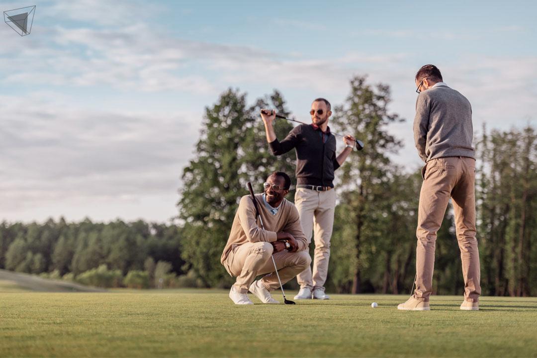 เล่นกอล์ฟแบบนักลงทุนได้อะไรมากกว่าที่คิด