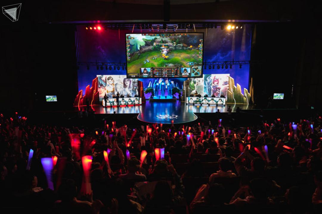 eSport League of Legends World Championship