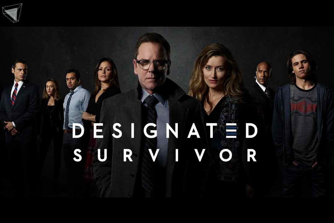 ซีรีส์การเมือง จาก Netflix Designated Survivor (3 Season: 2016-2019)