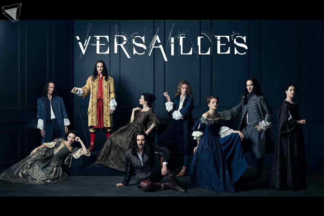 ซีรีส์การเมือง จาก Netflix Versailles (3 Season: 2015-2018)