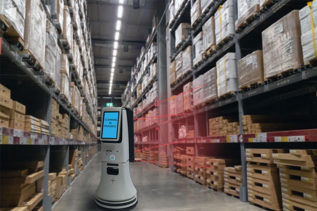 หุ่นยนต์กับกลุ่มธุรกิจโลจิสต์ติก