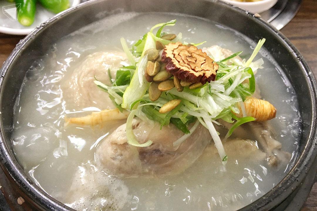 สูตรอาหารแก้เมาค้าง ซุปไก่ ซุปเนื้อวัว เกาหลีใต้