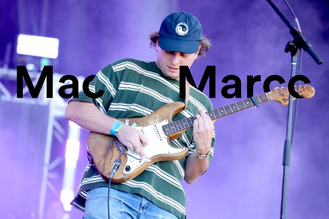 เพลงฟังในรถ Mac DeMarco
