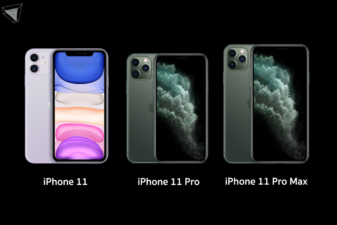 รวมรุ่นไอโฟน 11 iPhone 11