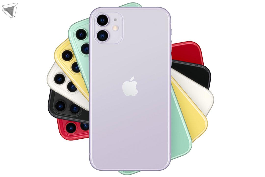 สี iPhone 11