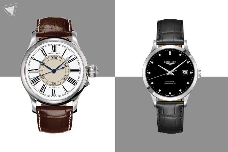 นาฬิกาผู้ชายแบรนด์ดัง Longines
