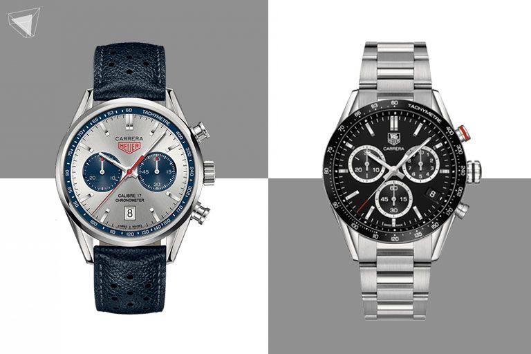 นาฬิกาผู้ชายแบรนด์ดัง TAG Heuer