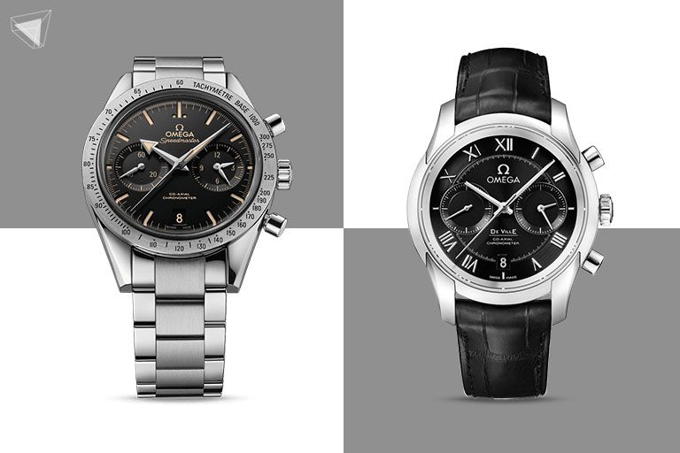 นาฬิกาผู้ชายแบรนด์ดัง Omega