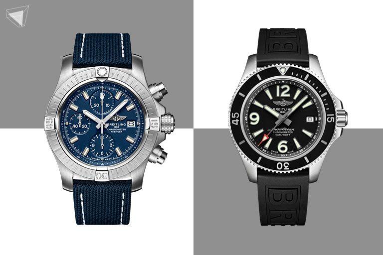 นาฬิกาผู้ชายแบรนด์ดัง Breitling