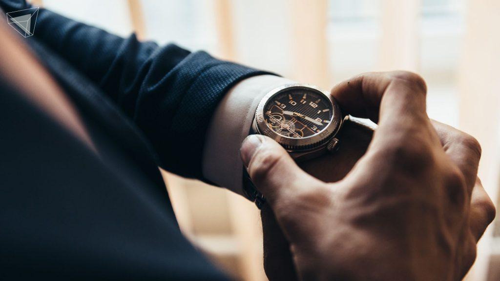 นาฬิกาผู้ชายแบรนด์ดัง