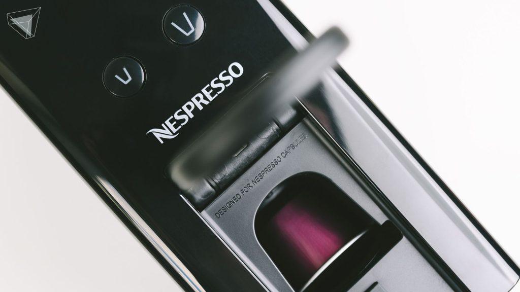 โมเดลธุรกิจของ Nespresso