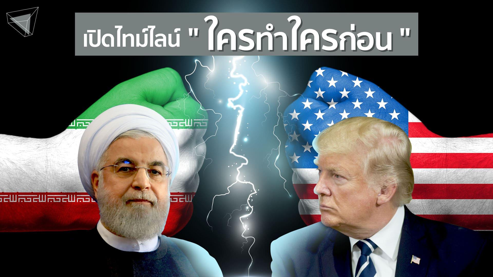 สงครามโลกครั้งที่ 3 อิหร่าน สหรัฐ