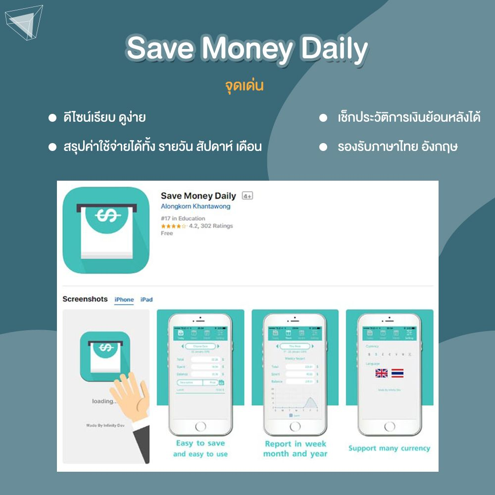 Save Money Daily