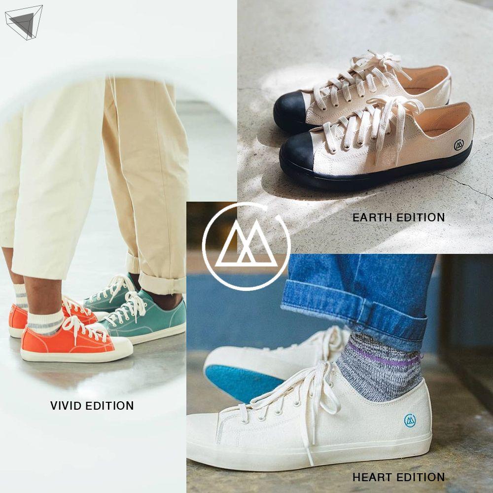 รองเท้า Sneaker แบรนด์ไทย More's Friday