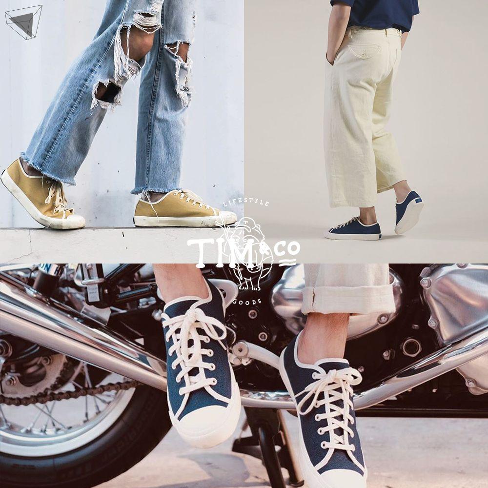 รองเท้า Sneaker แบรนด์ไทย Tim & Co