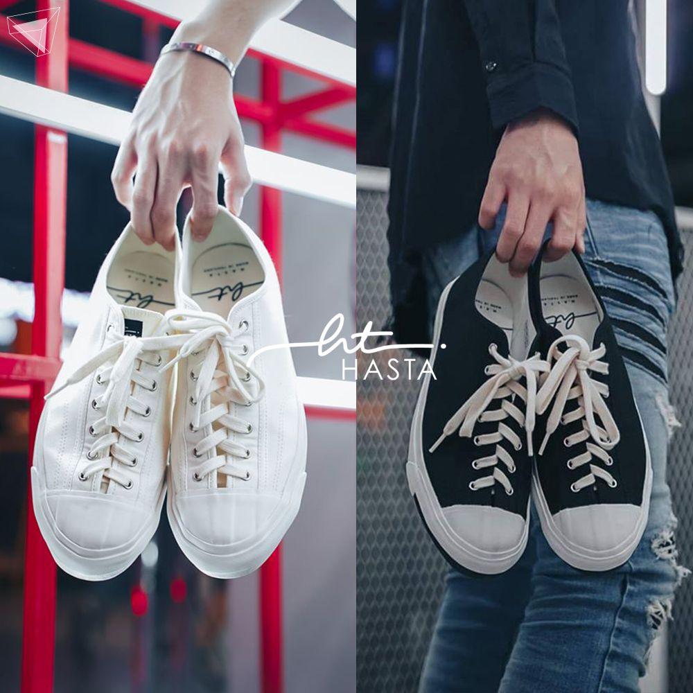 รองเท้า Sneaker แบรนด์ไทย Hasta