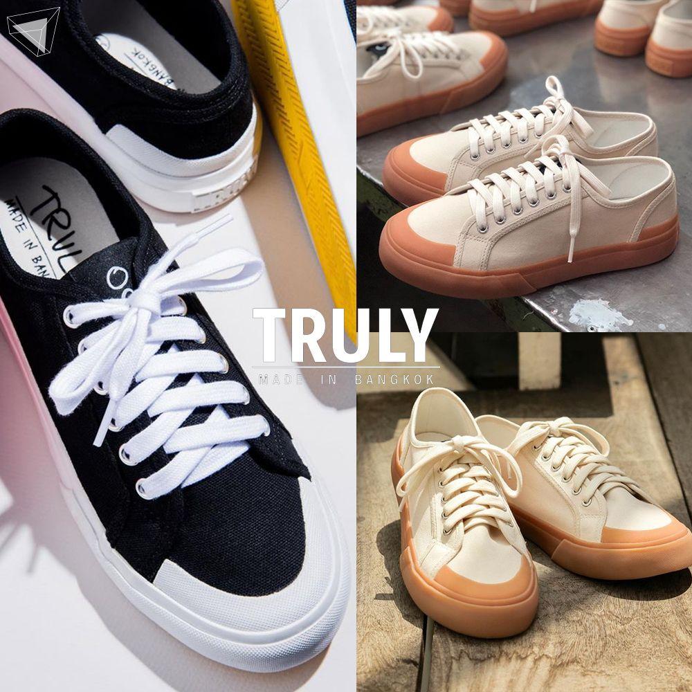 รองเท้า Sneaker แบรนด์ไทย Truly