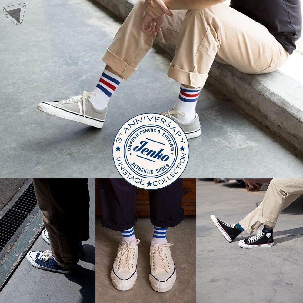 รองเท้า Sneaker แบรนด์ไทย Jenko