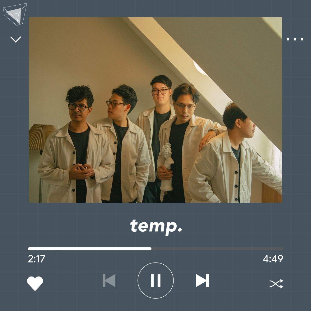 temp. (tempdotband)