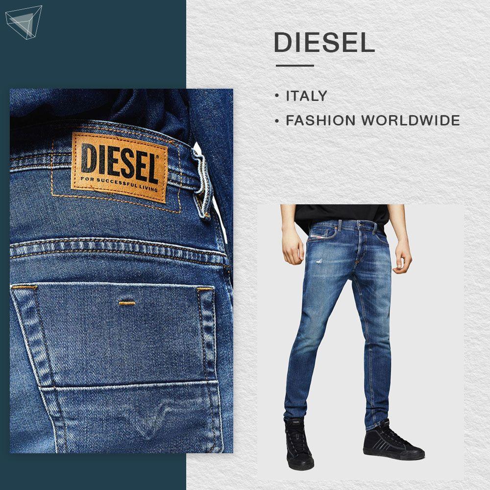 กางเกงยีนส์ผู้ชาย Diesel