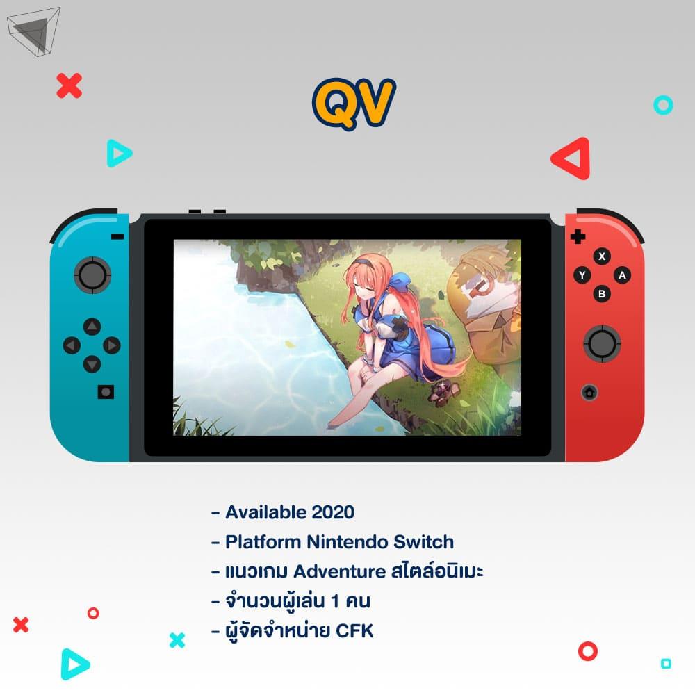 Nintendo QV