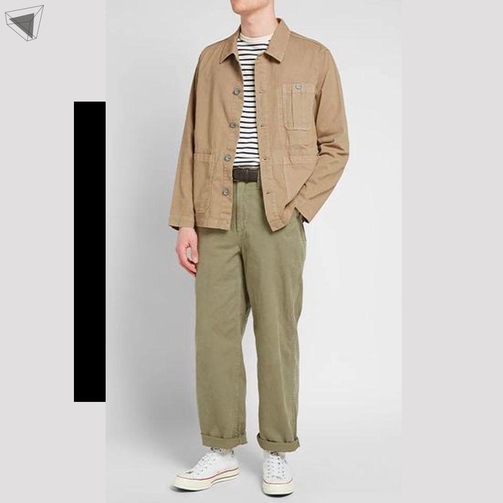 กางเกงชิโนลุค Smart casual