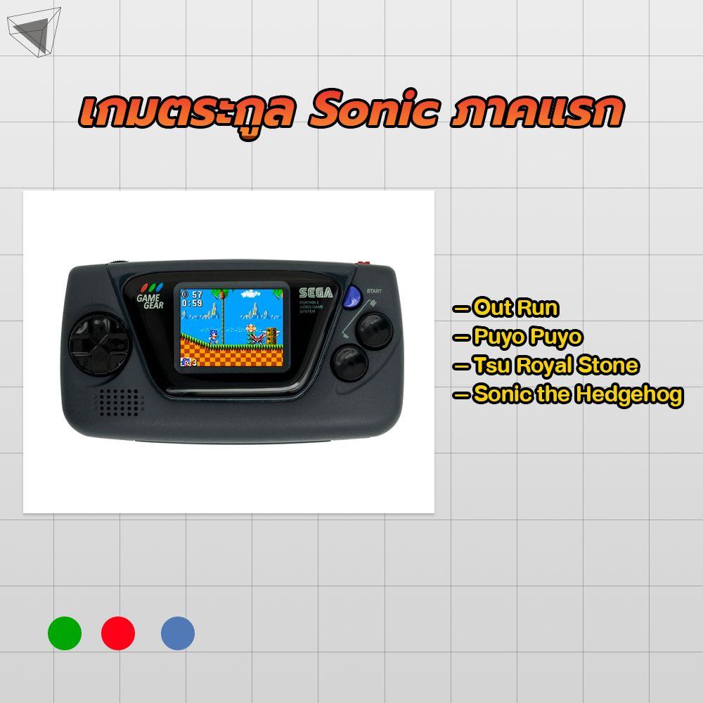 Game Gear Micro สีดำ