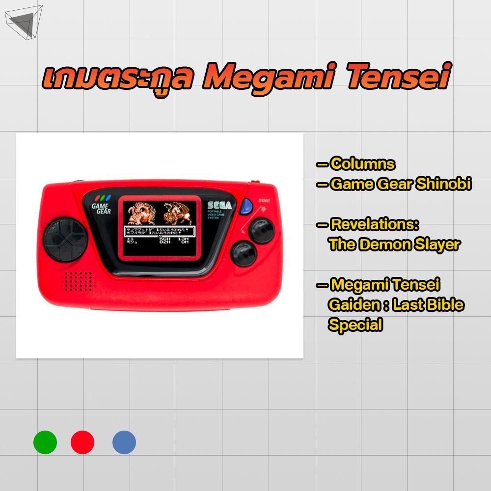Game Gear Micro สีแดง