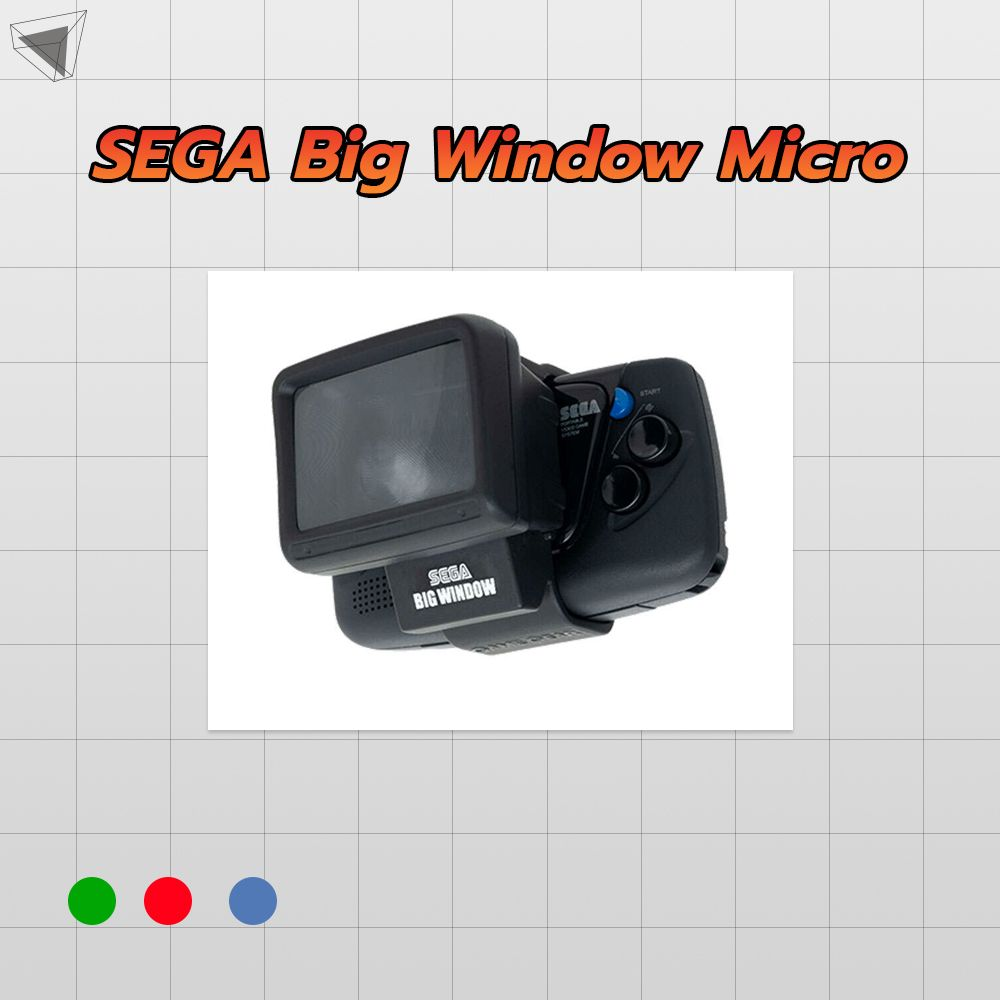 SEGA Big Window Micro