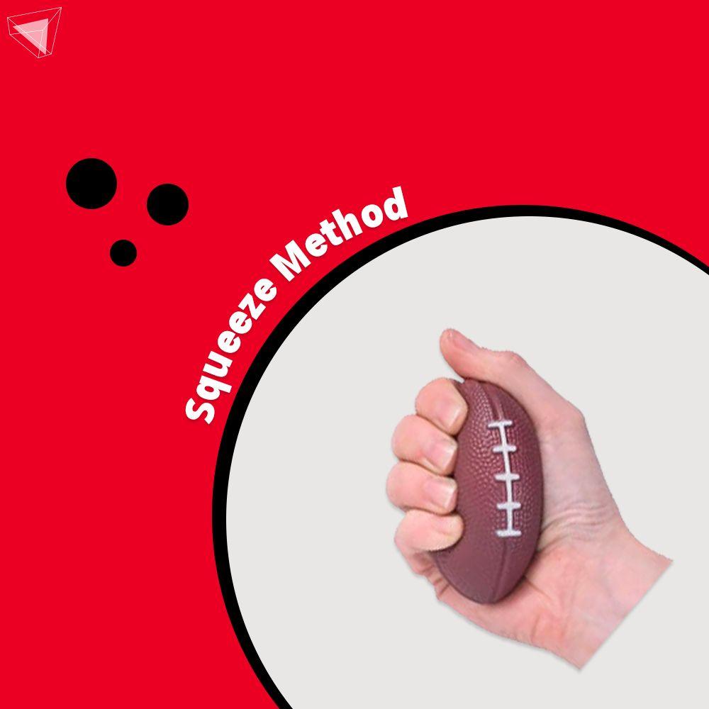 ใช้เทคนิค Squeeze Method ช่วยชะลอการหลั่งเร็ว