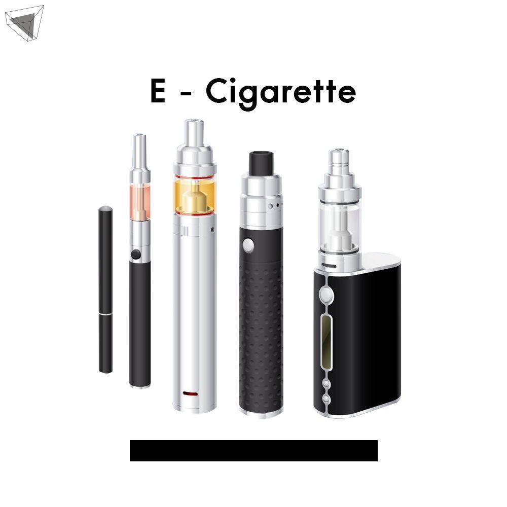 บุหรี่ไฟฟ้า E-cigarette