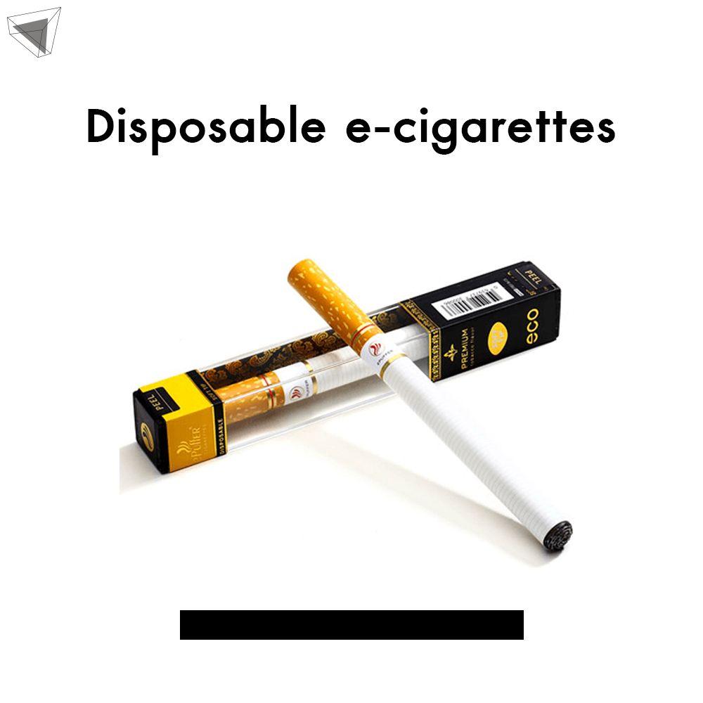 บุหรี่ไฟฟ้า Disposable E-cigarettes