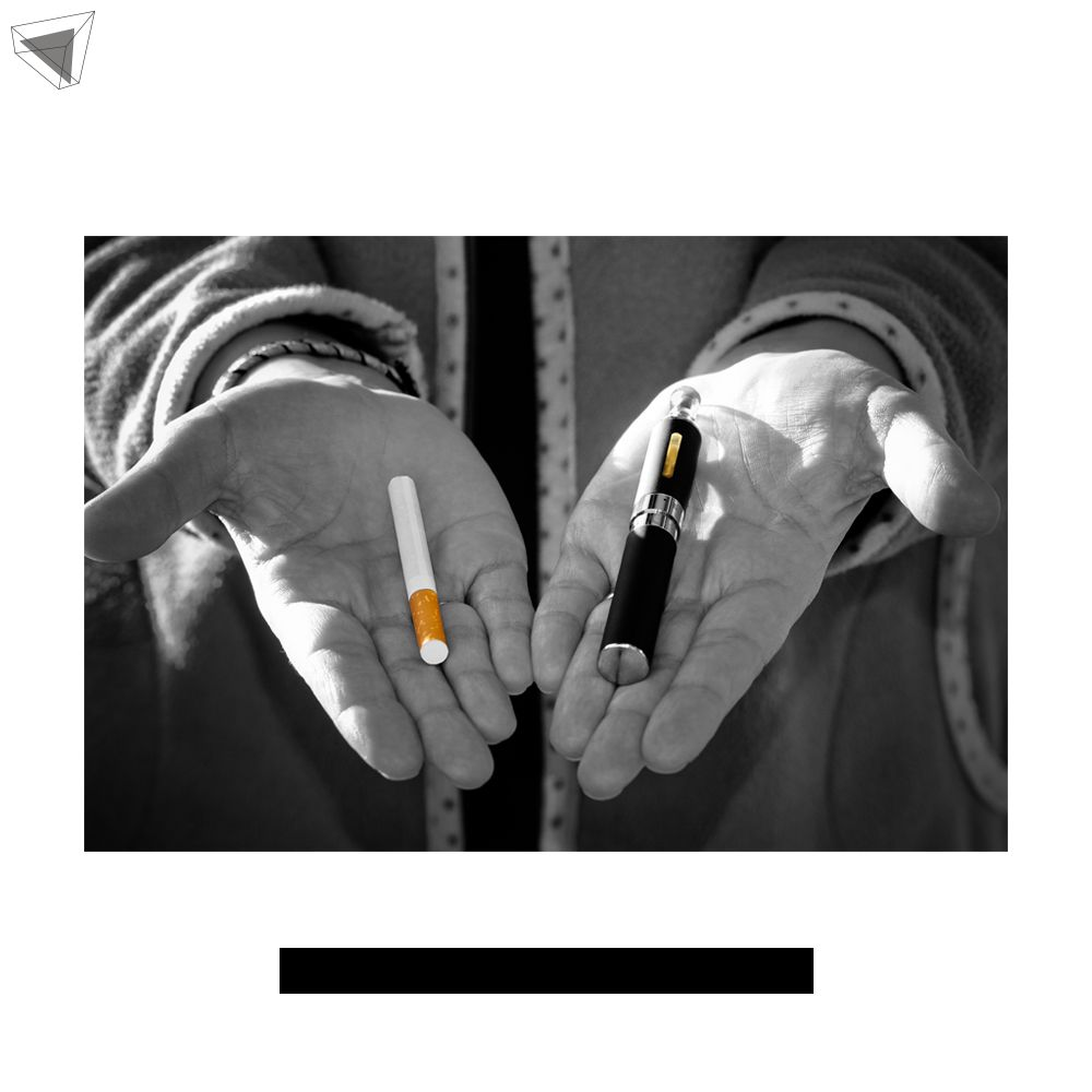 บุหรี่ไฟฟ้า กับ บุหรี่แบบมวน อะไรอันตรายมากกว่ากัน ?