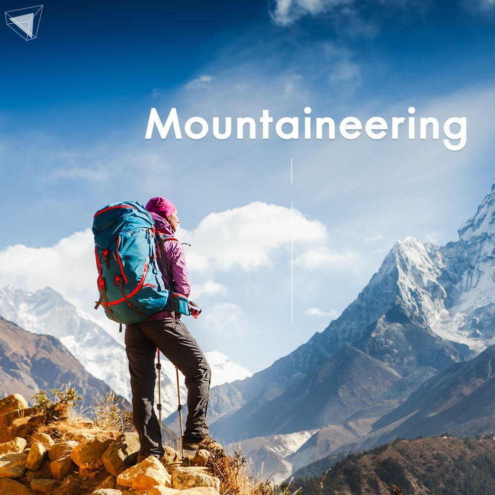 เดินป่า Mountaineering