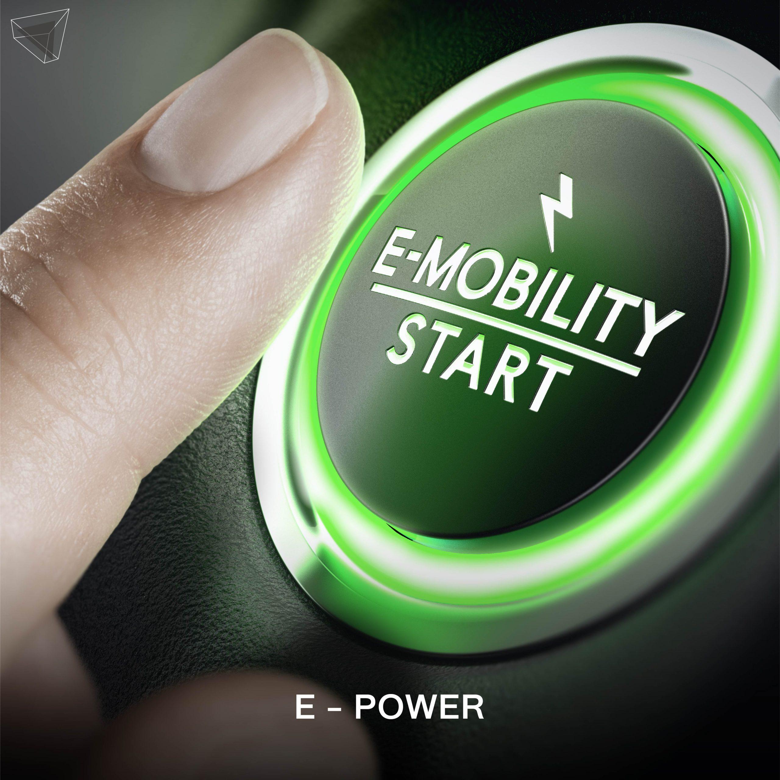 รถยนต์ไฟฟ้า อี พาวเวอร์ (E-Power)
