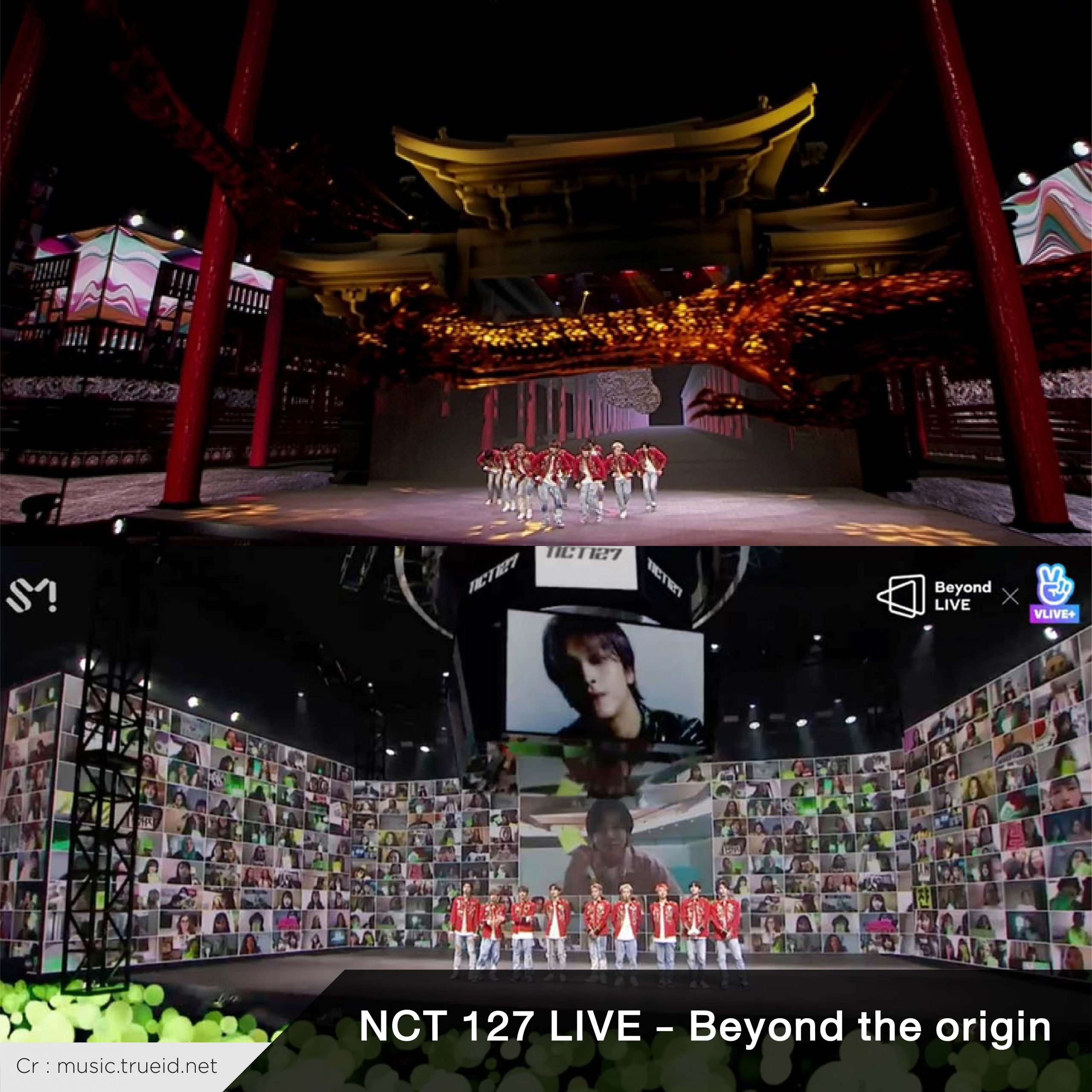 Virtual Concert NCT 127 LIVE – Beyond the Origin