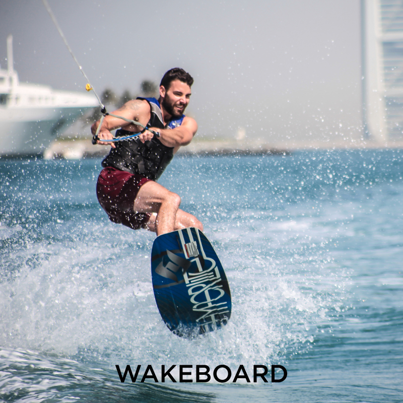 Wakeboard Extreme Sport