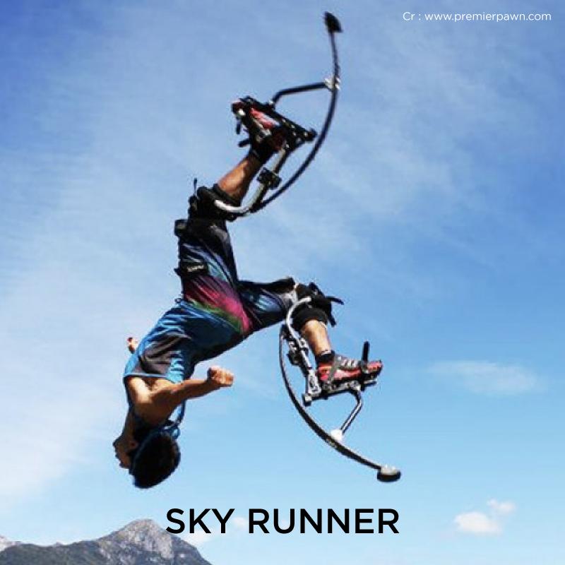 Sky Runner Extreme Sport
