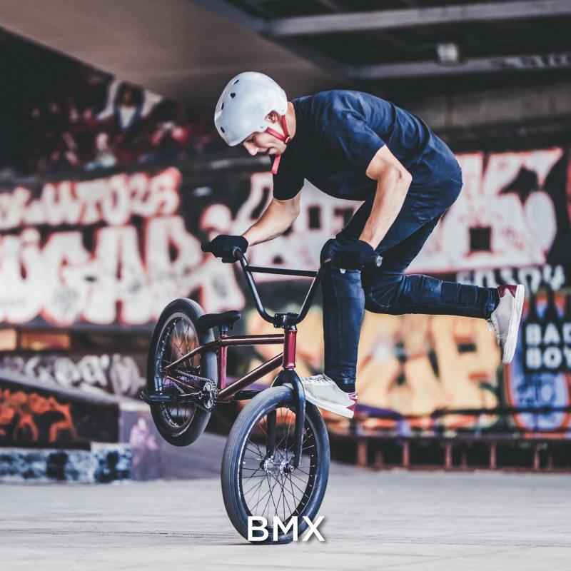 BMX Extreme Sport