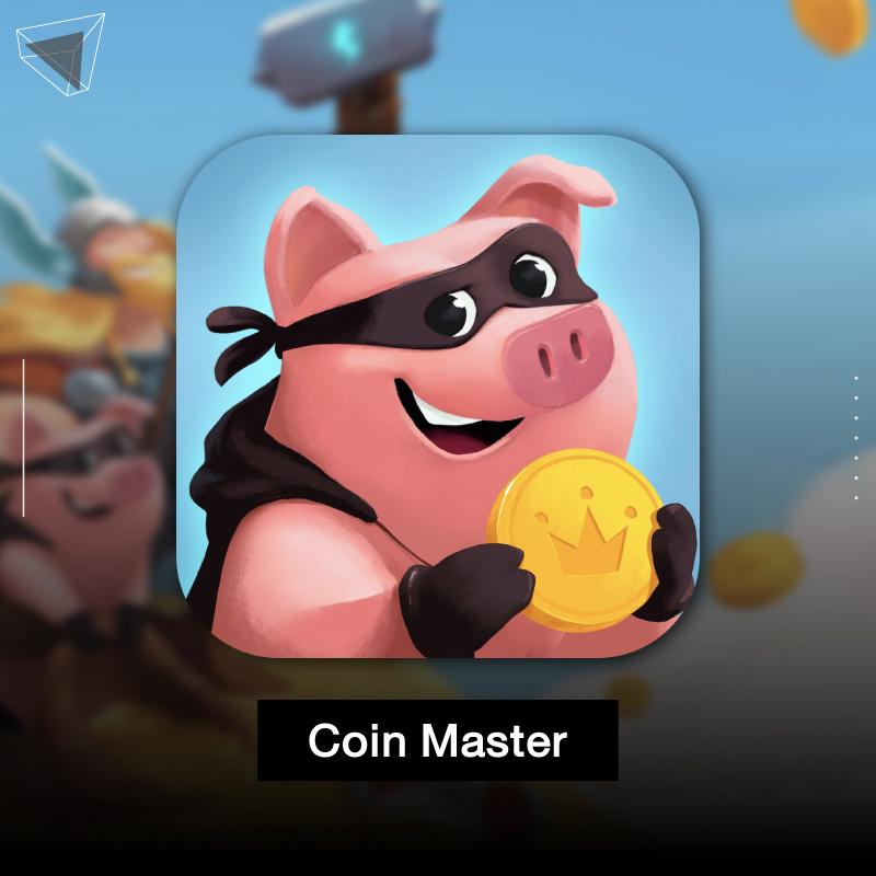 เกมมือถือ Coin Master