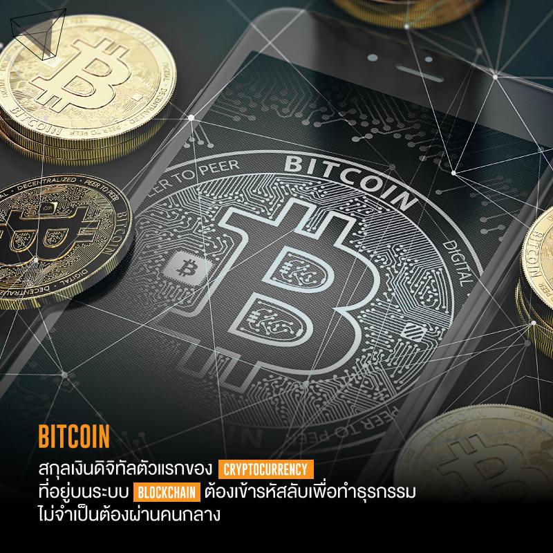 Bitcoin คือ