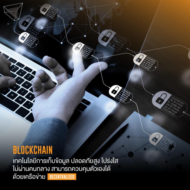 Blockchain คือ
