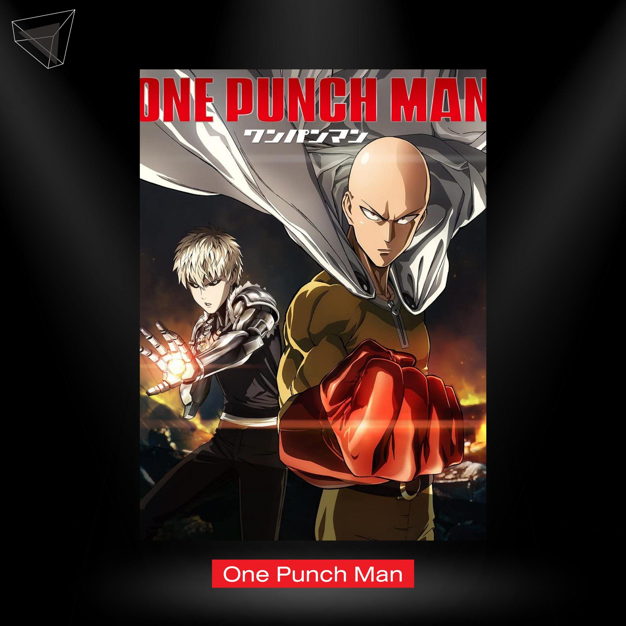"""อนิเมะน่าดู เรื่อง """"One Punch Man"""""""