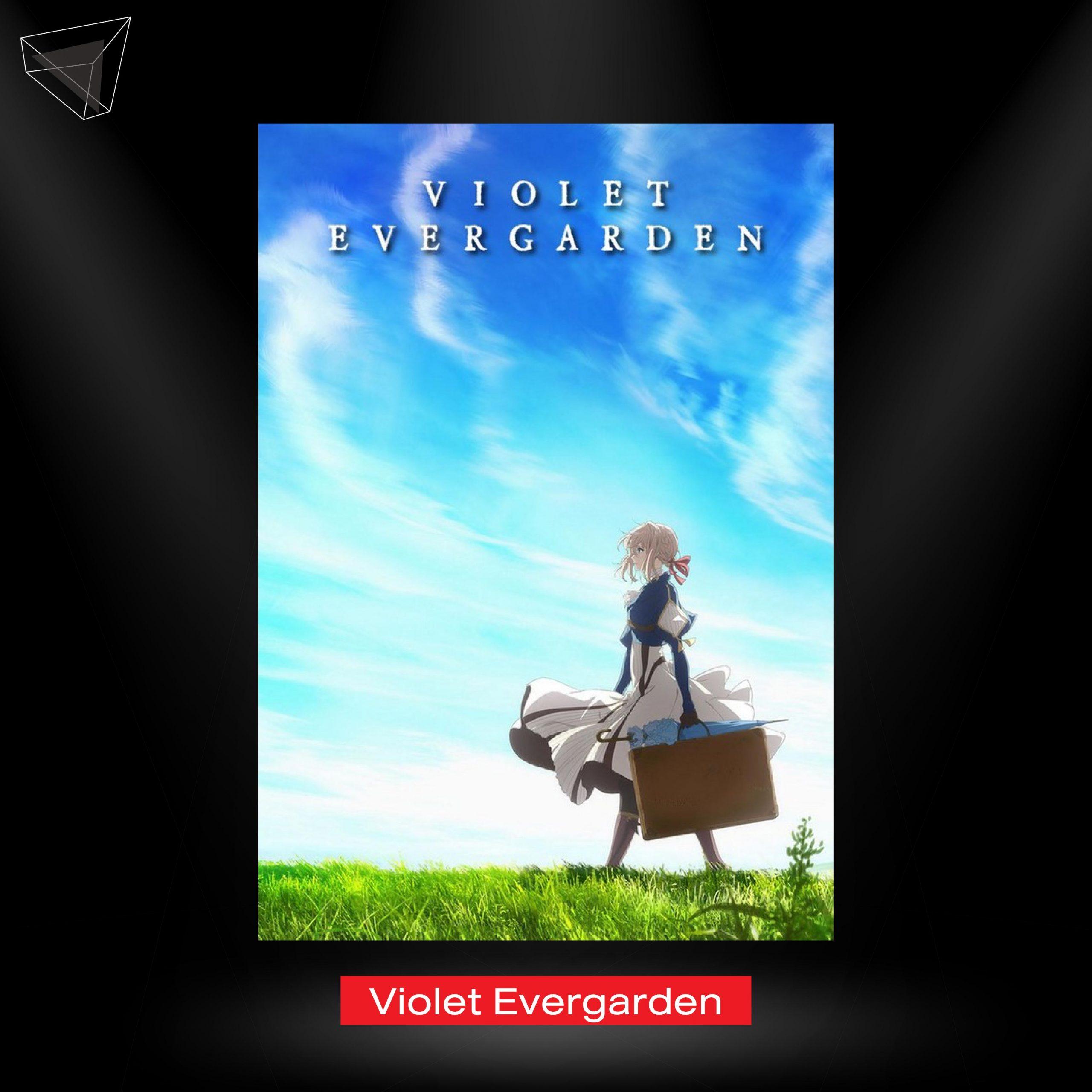 """อนิเมะน่าดู เรื่อง """"Violet Evergarden"""""""