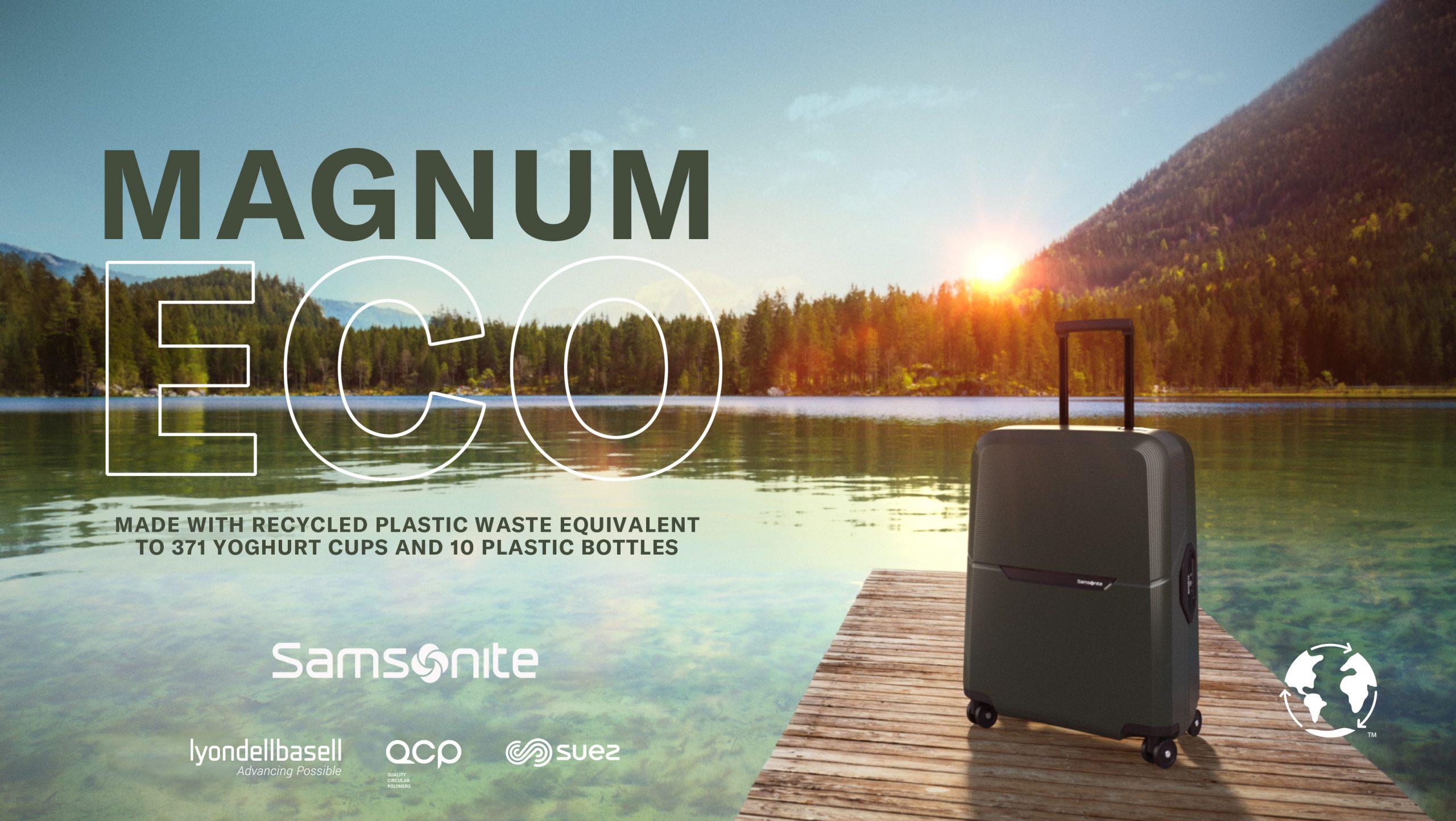 Samsonite 'Magnum Eco'