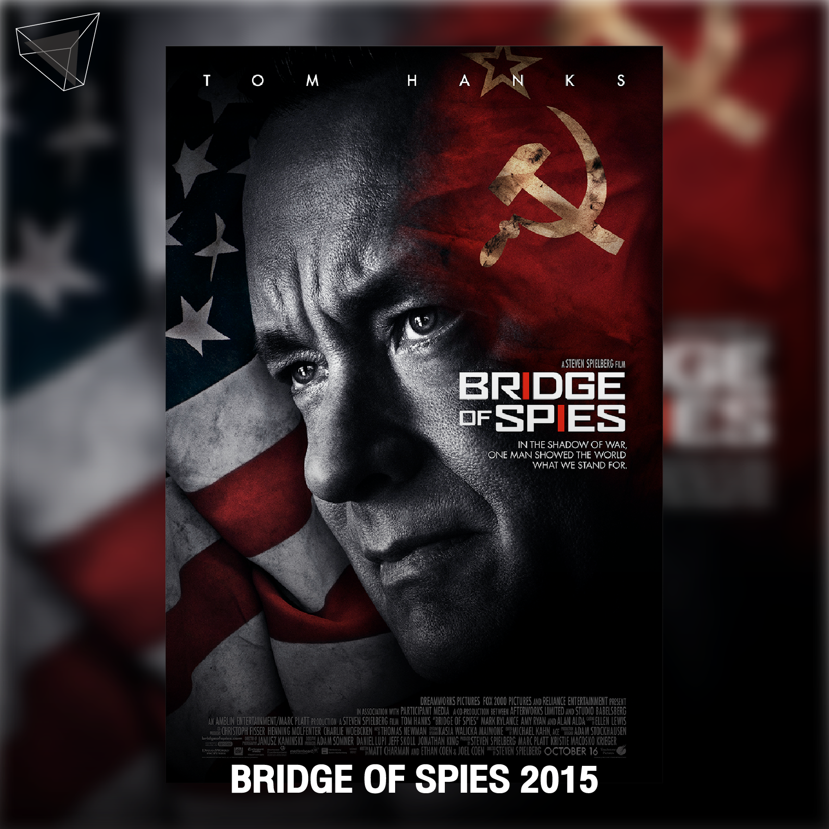 """Bridge of Spies"" (2015) หนังสายลับอิงประวัติศาสตร์"