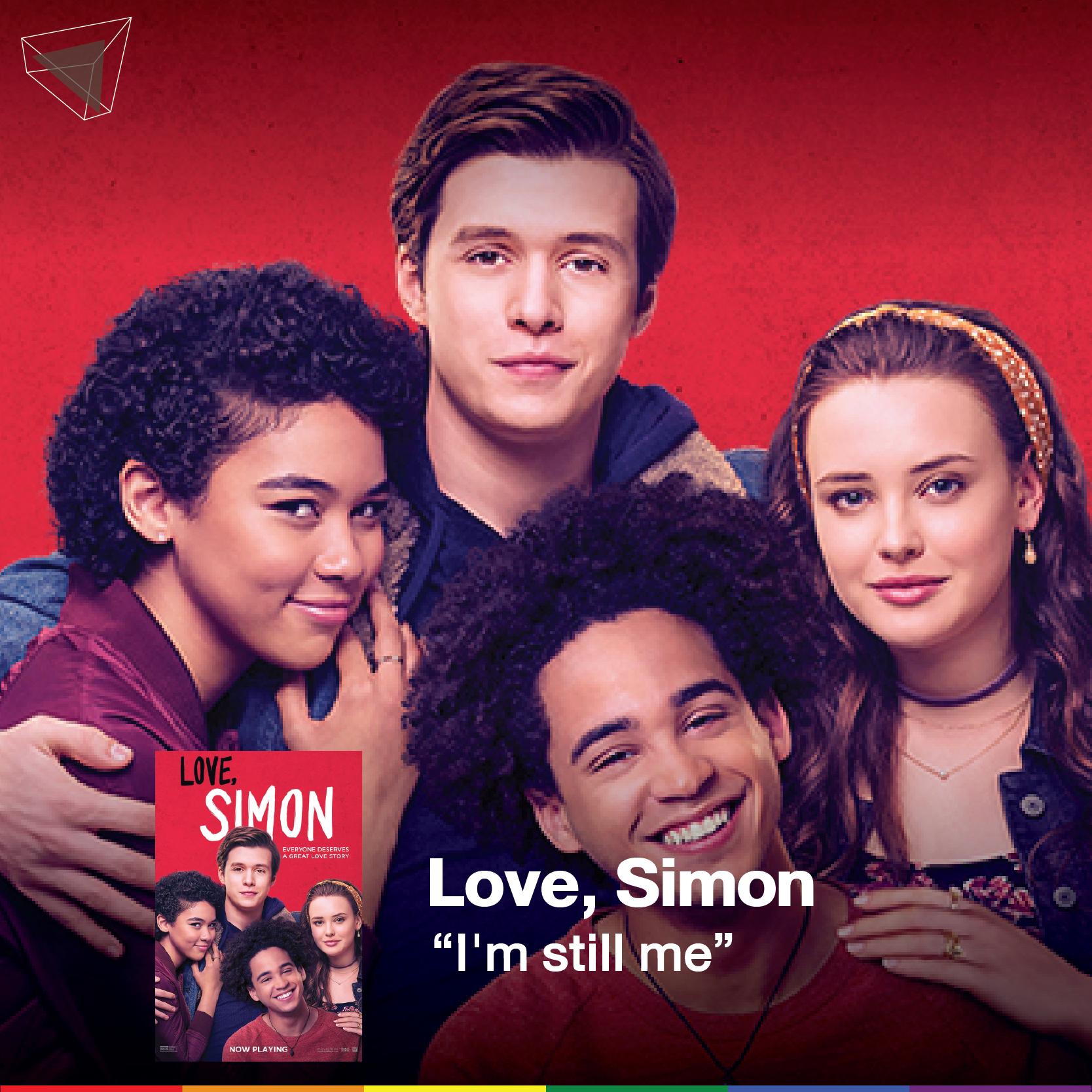 Love, Simon (2018) หนังเกย์ฉบับวัยรุ่นไฮสคูล