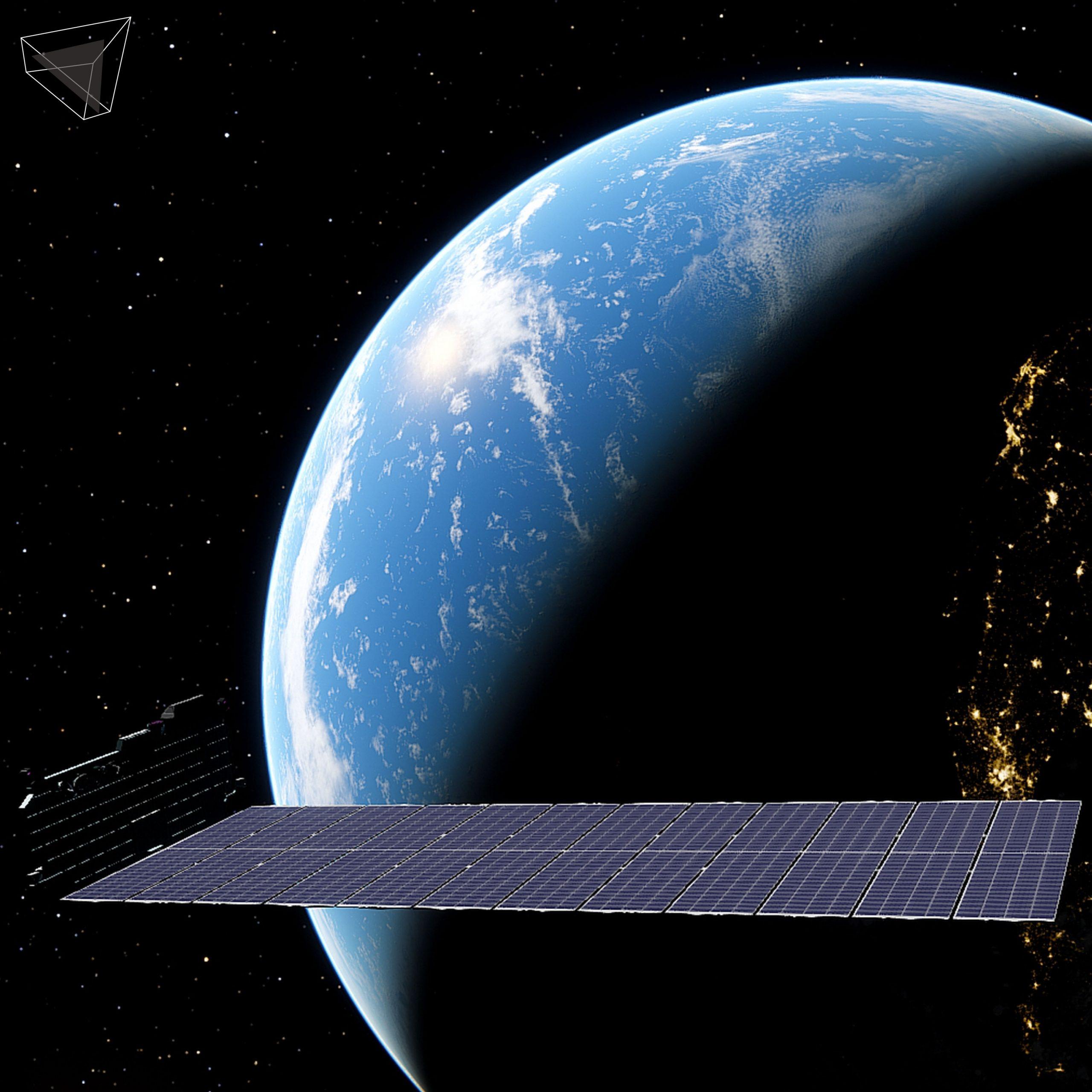 Starlink ฮินเทอร์เน็ตดาวเทียม