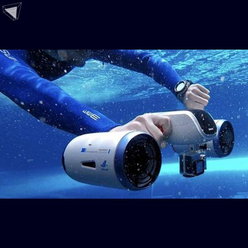innovation 2020 WHITESHARK MIX - underwater Scooter by Sublue